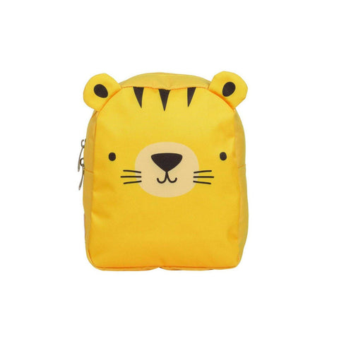 Tiger Backpack by A Little Lovely Company, available at Bobby Rabbit.
