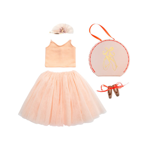 Ballerina Doll Dress Up Set by Meri Meri, available at Bobby Rabbit.