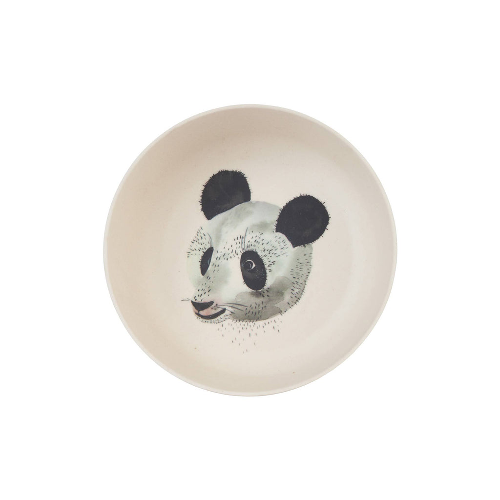 Panda Bamboo Bowl by Nuukk, available at Bobby Rabbit.