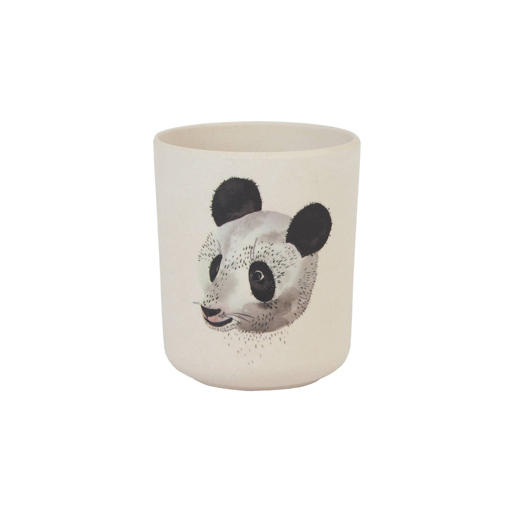 Panda Bamboo Cup by Nuukk, available at Bobby Rabbit.