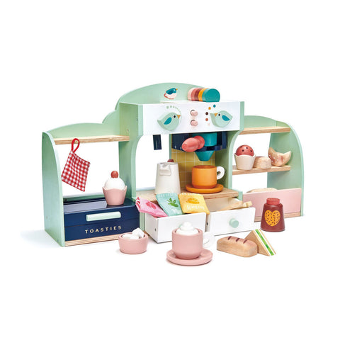 Bird's Nest Cafe by Tender Leaf Toys, available at Bobby Rabbit.