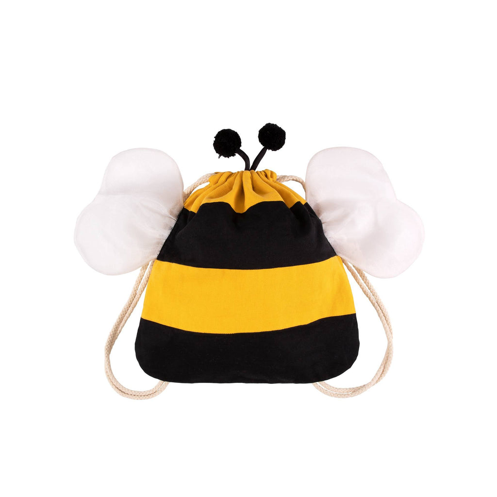 Bumblebee Backpack by Meri Meri, available at Bobby Rabbit.