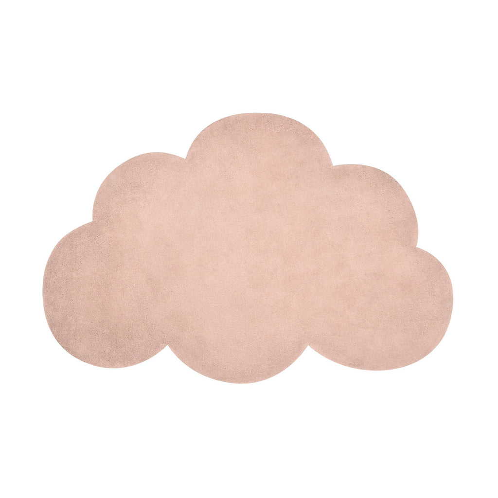 Apricot Cloud Rug by Lilipinso, available at Bobby Rabbit.