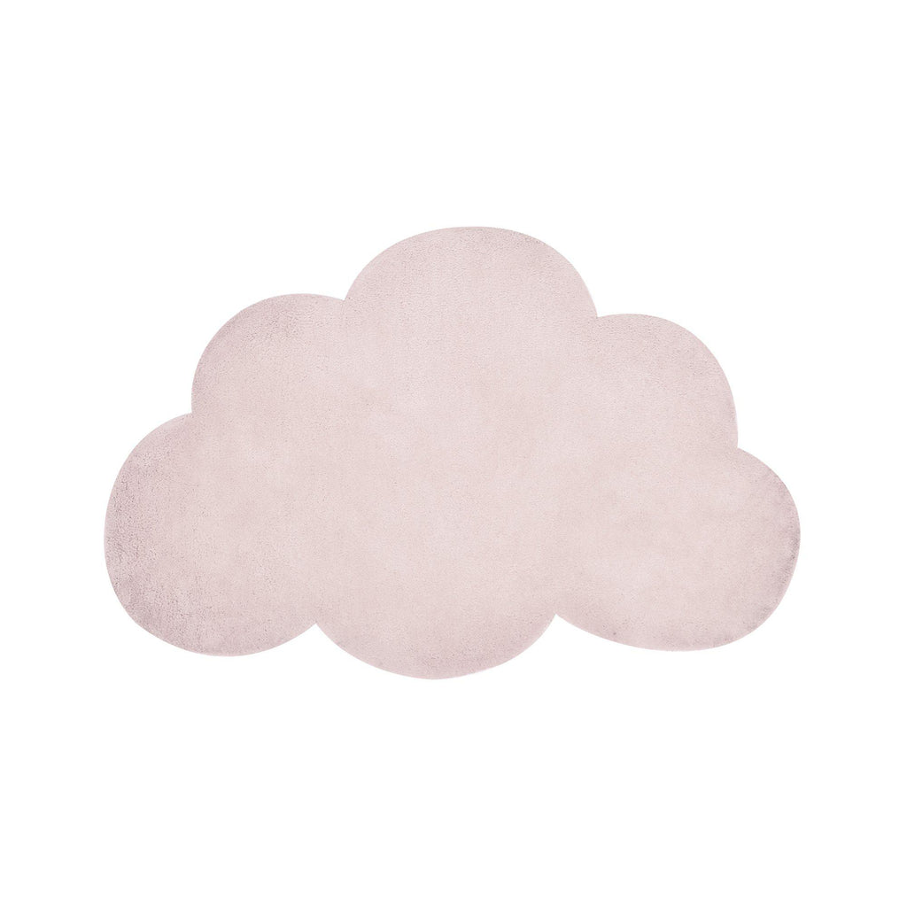 Pearl Pink Cloud Rug by Lilipinso, available at Bobby Rabbit.