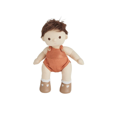 Dinkum Doll Peanut by Olli Ella, available at Bobby Rabbit.