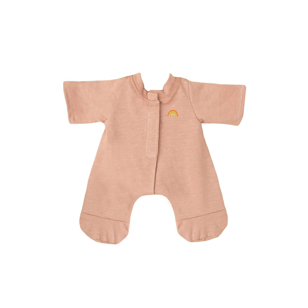 Dinkum Doll PJs Blush by Olli Ella, available at Bobby Rabbit.