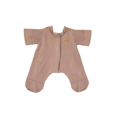 Dinkum Doll PJs Lilac by Olli Ella, available at Bobby Rabbit.