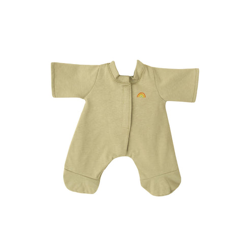 Dinkum Doll PJs Sage by Olli Ella, available at Bobby Rabbit.