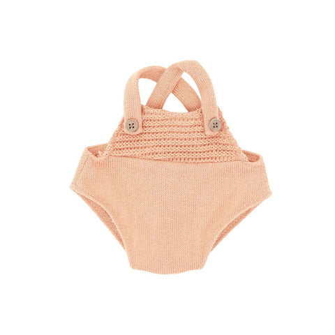 Dinkum Doll Romper Rose by Olli Ella, available at Bobby Rabbit.