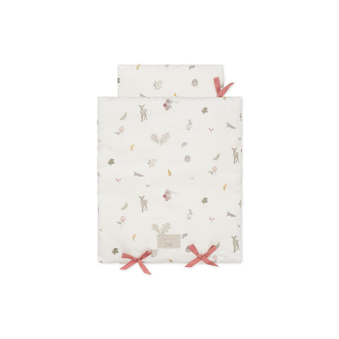 Dolls Bedding Fawn by Cam Cam Copenhagen, available at Bobby Rabbit.