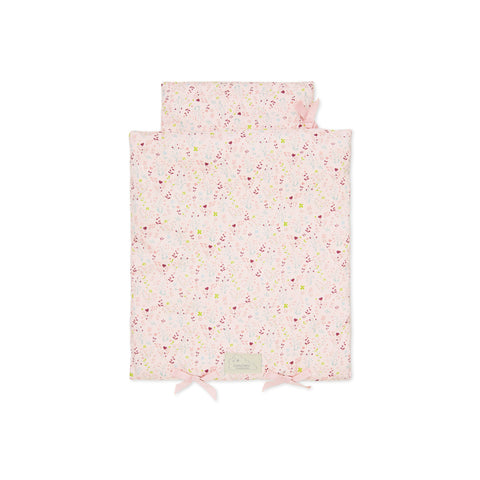 Dolls Bedding Fleur by Cam Cam Copenhagen, available at Bobby Rabbit.