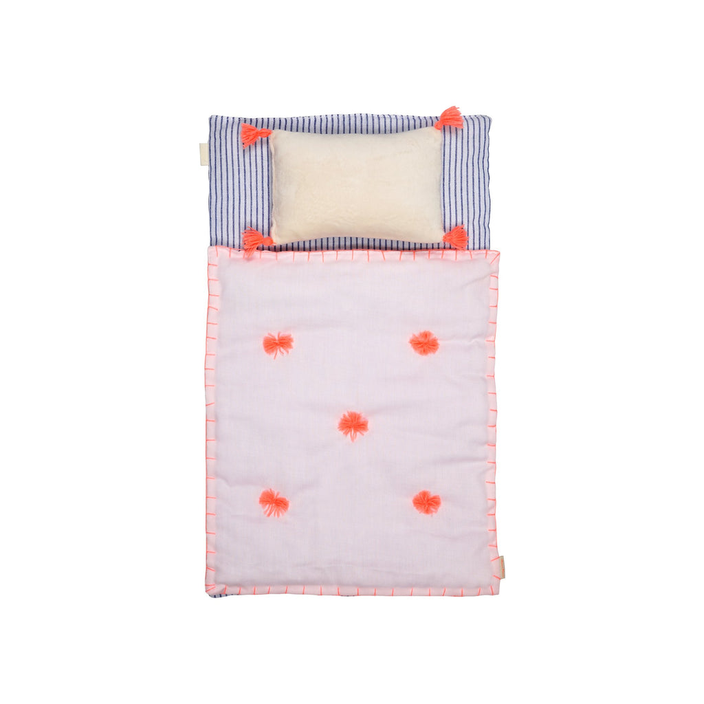 Dolls Bedding Set by Meri Meri, available at Bobby Rabbit.