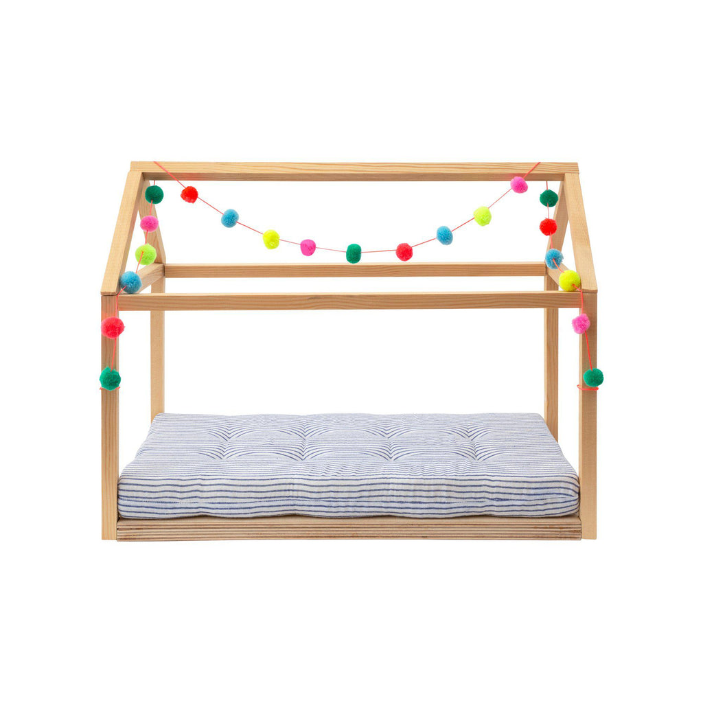 Dolls House Bed by Meri Meri, available at Bobby Rabbit.