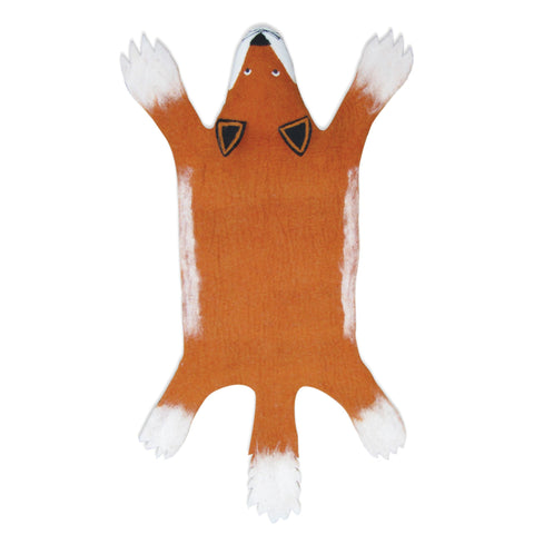 Finlay, Fox, sew heart felt, soft, cute