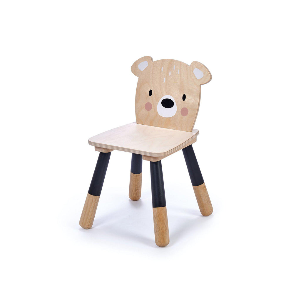Forest Bear Chair by Tenderleaf Toys, available at Bobby Rabbit.