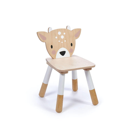 Forest Deer Chair by Tenderleaf Toys, available at Bobby Rabbit.