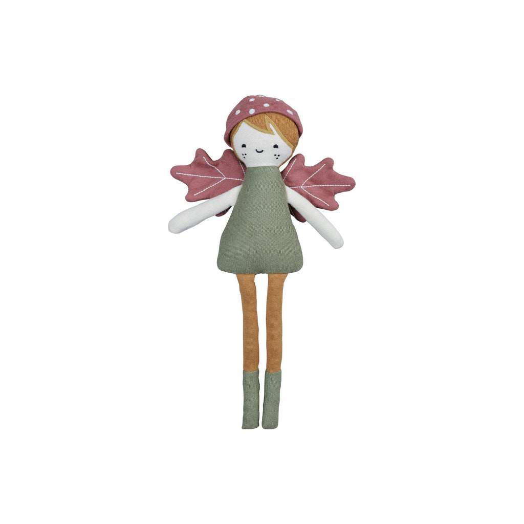 Forest Elf Doll by Fabelab, available at Bobby Rabbit.