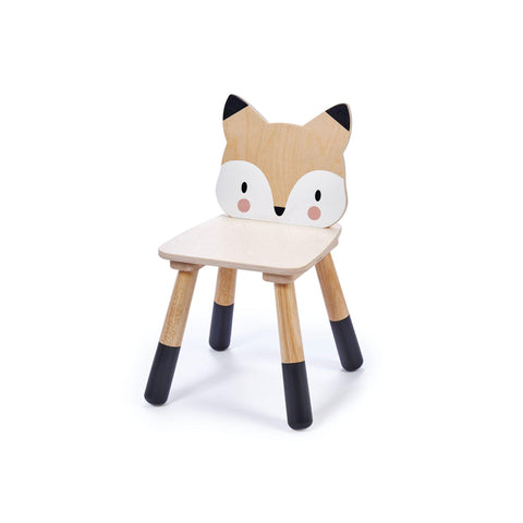 Forest Fox Chair by Tenderleaf Toys, available at Bobby Rabbit.