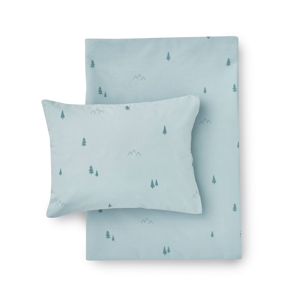 Forest Bed Linen Set by Hibou Home, available at Bobby Rabbit.