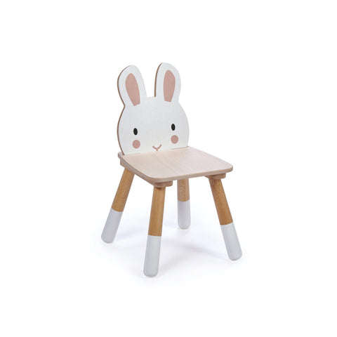 Forest Rabbit Chair by Tenderleaf Toys, available at Bobby Rabbit.