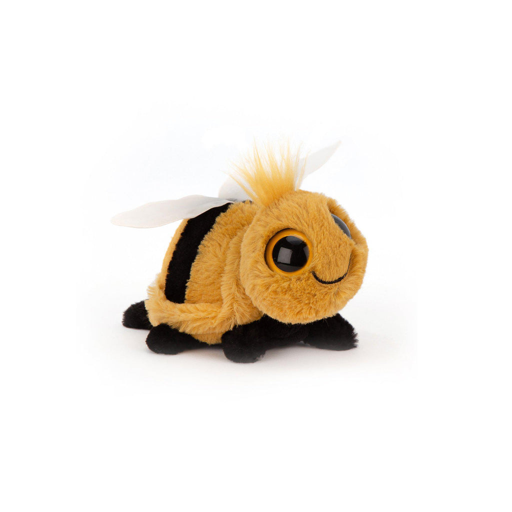 Frizzles Bee Soft Toy, designed and made by Jellycat and available at Bobby Rabbit.