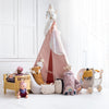 Teepee Tent, Toys and Accessories, styled for Christmas by Bobby Rabbit.