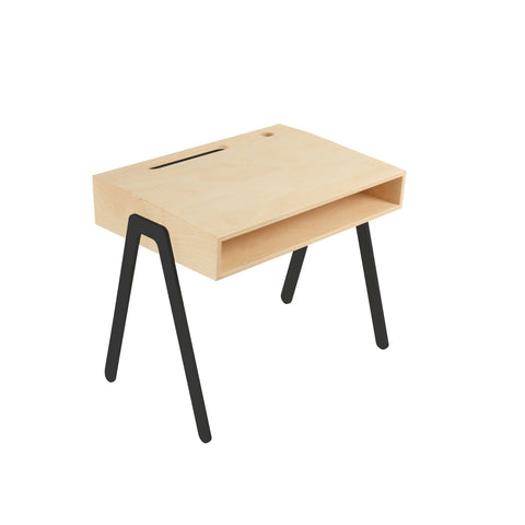 Black Kids Desk by In2Wood, available at Bobby Rabbit.