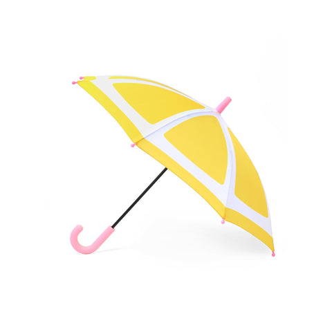 Lemon Umbrella by Hipsterkid, available at Bobby Rabbit.