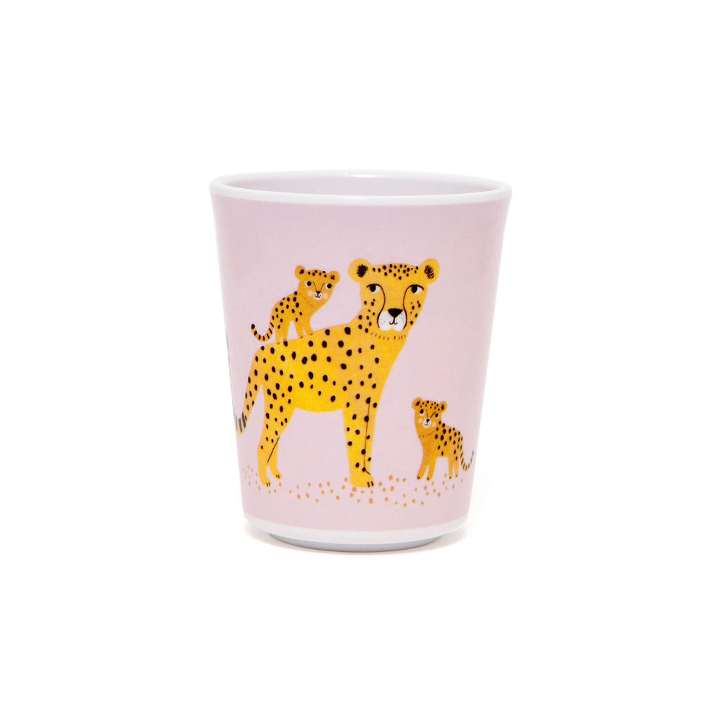 Leopard Cup Orchid, designed by Petit Monkey, available at Bobby Rabbit.