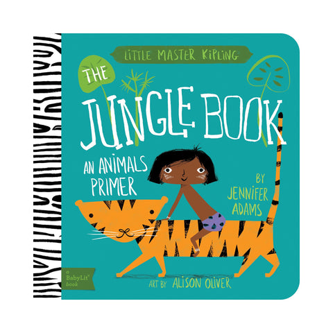 Little Master Kipling - The Jungle Book, available at Bobby Rabbit.