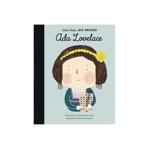 Little People, Big Dreams: Ada Lovelace, available at Bobby Rabbit.