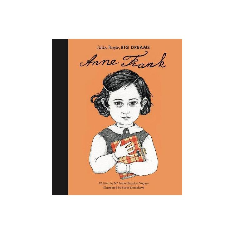 Little People, Big Dreams: Anne Frank, available at Bobby Rabbit.