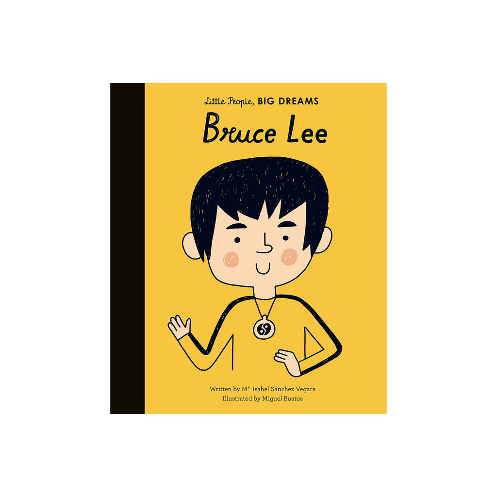 Little People, Big Dreams: Bruce Lee, available at Bobby Rabbit.
