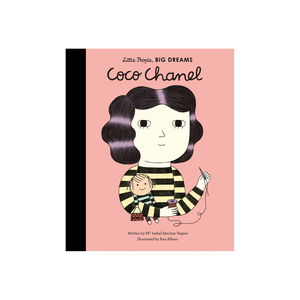 Little People Big Dreams: Coco Chanel   Book   Bookspeed ...