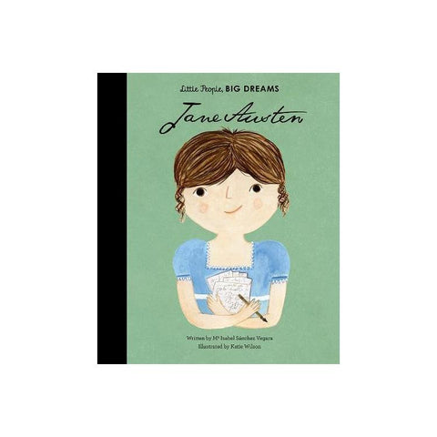 Little People, Big Dreams: Jane Austen, available at Bobby Rabbit.
