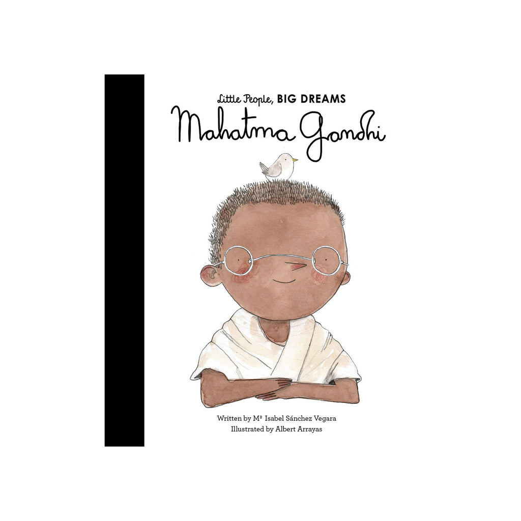 Little People, Big Dreams: Mahatma Gandhi, available at Bobby Rabbit.