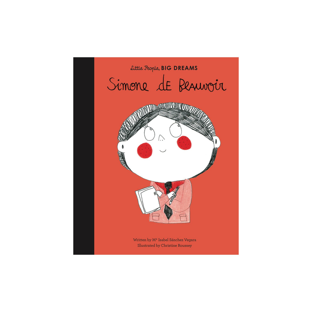 Little People, Big Dreams: Simone de Beauvoir, available at Bobby Rabbit.