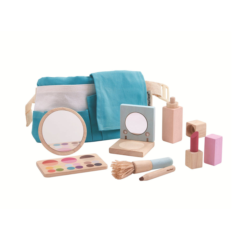 Makeup Set by Plantoys, available at Bobby Rabbit.