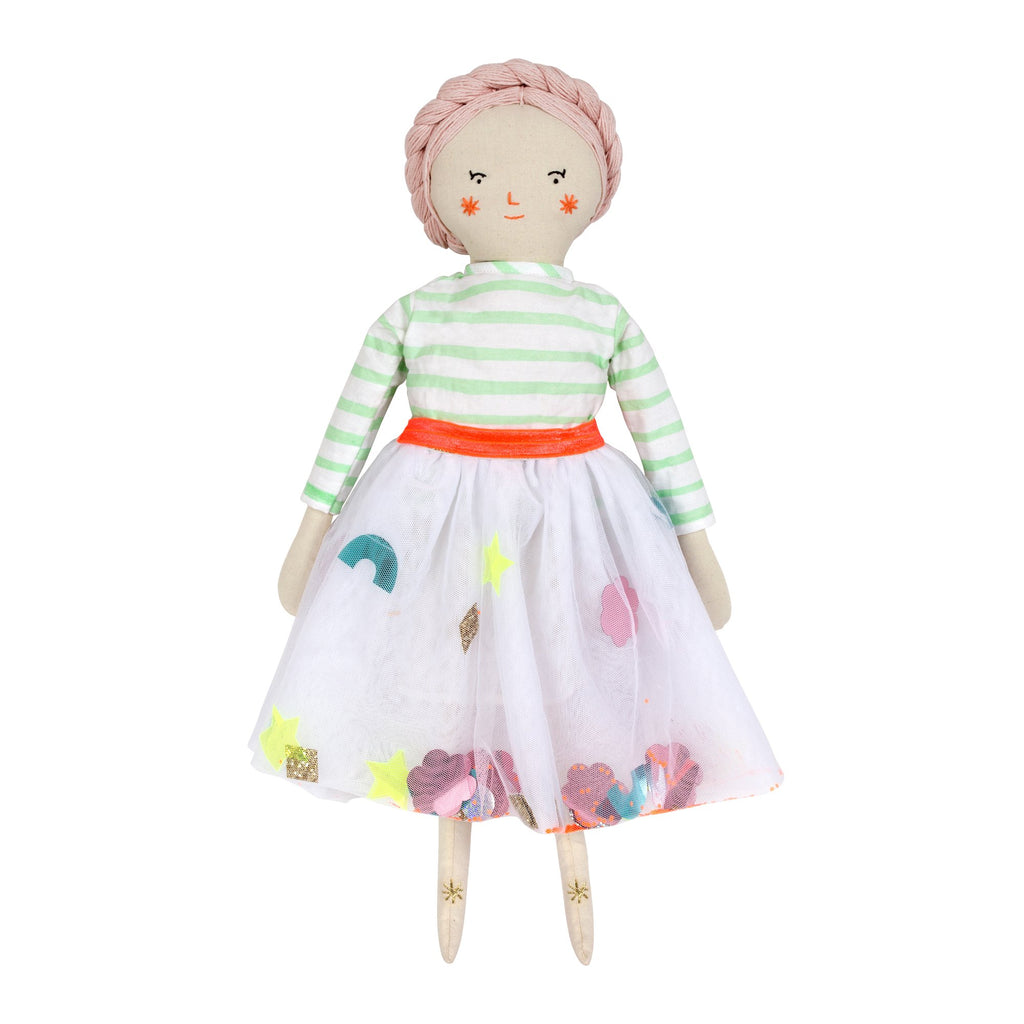 Matilda Doll by Meri Meri, available at Bobby Rabbit.