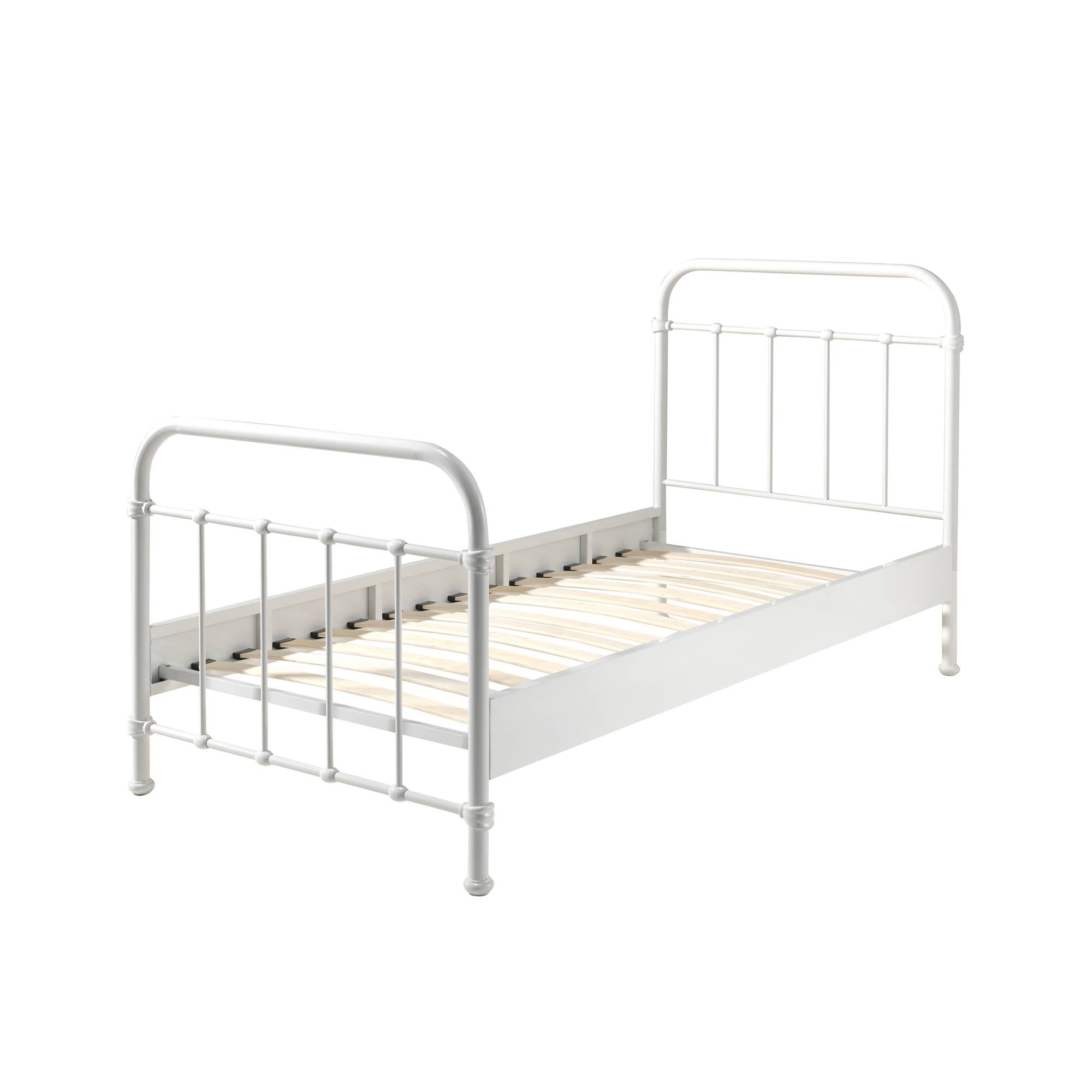 Picture of: New York Metal Bed White Ds Children S Bed Vipack Bobby Rabbit