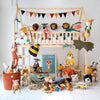 'Go Wild!' Children's Bedroom, Toys and Accessories, styled by Bobby Rabbit.