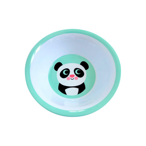 Melamine Panda Bowl, designed by Ingela P. Arrhenius for OMM Design and available at Bobby Rabbit.