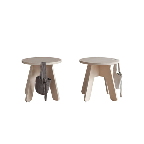 Peekaboo Stool by Kutikai, available at Bobby Rabbit.