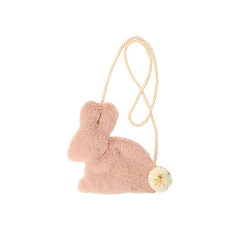 Plush Bunny Bag by Meri Meri, available at Bobby Rabbit.