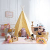 €˜Marshmallows and Honey€™ Children€™s Playroom, Toys and Accessories, styled by Bobby Rabbit.