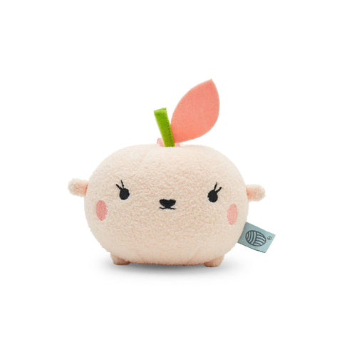 Ricepeach Mini Plush Toy by Noodoll, available at Bobby Rabbit.