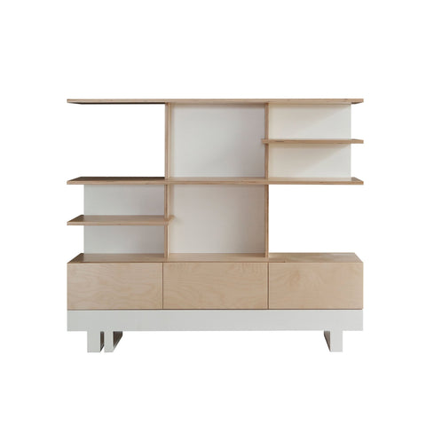 Roof Bookcase by Kutikai, available at Bobby Rabbit.