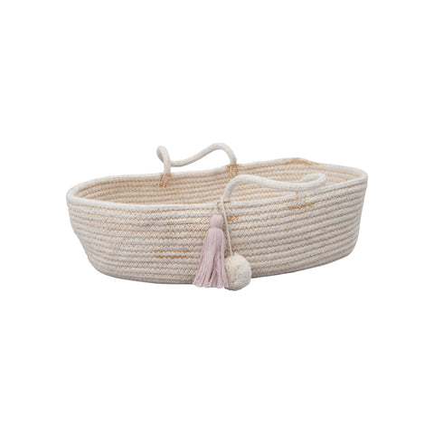 Rope Dolls Basket by Fabelab, available at Bobby Rabbit.