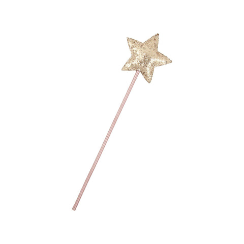 Rose Fairy Wand dressing up accessory by Mimi and Lula, available at Bobby Rabbit.