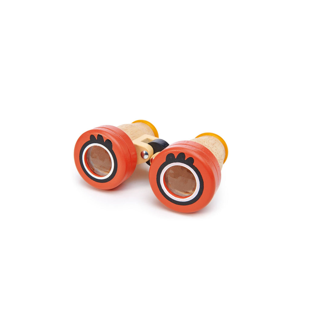 Safari Binoculars Wooden Toy by Tender Leaf Toys, available at Bobby Rabbit.